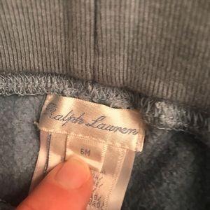 Ralph Lauren Matching Sets - Ralph Lauren hoodie and sweat pants